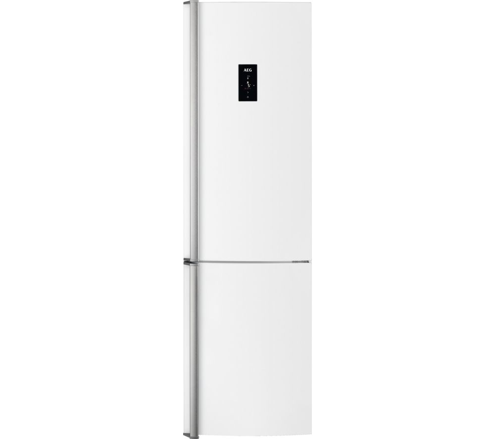 AEG RCB83724VW 60/40 Fridge Freezer - White, White