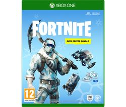 XBOX ONE Fortnite Deep Freeze Bundle