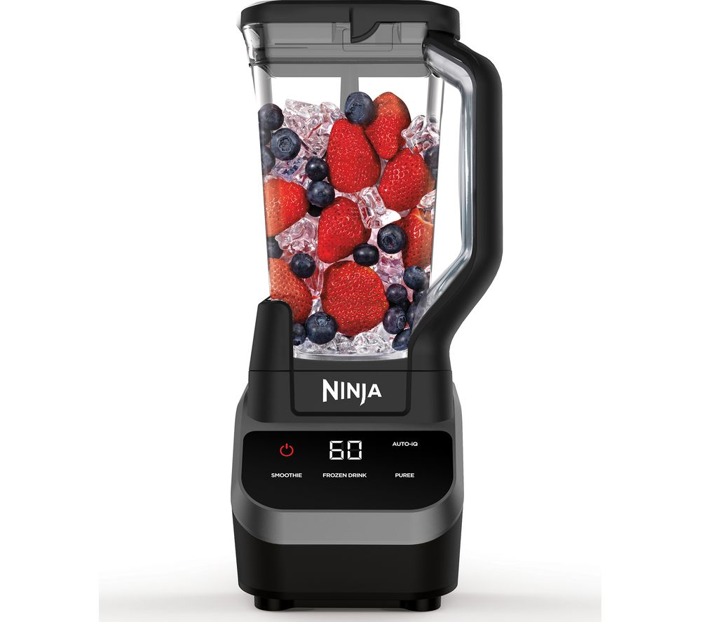 NINJA Multi-Serve CT610UK Blender - Black, Black