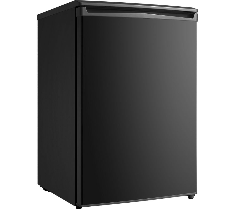ESSENTIALS CUL55B19 Undercounter Fridge - Black
