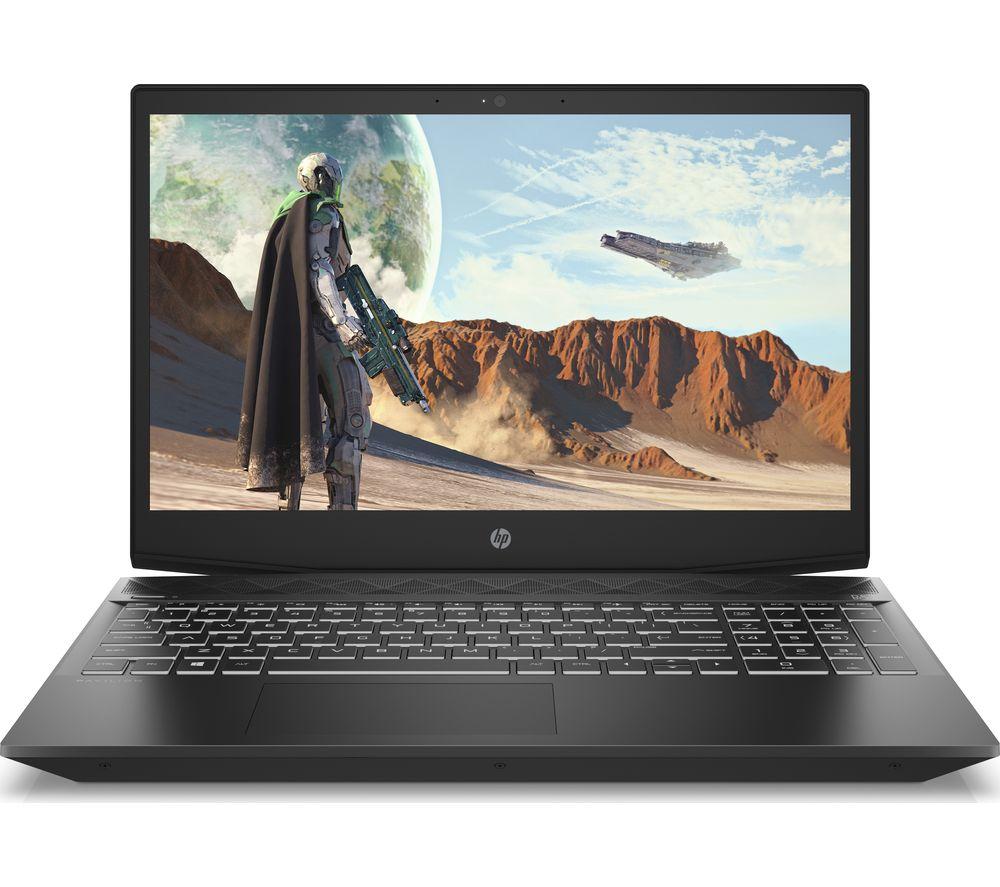 """HP Pavilion 15-cx0598na 15.6"""" Intel® Core™ i5 GTX 1050 Ti Gaming Laptop - 1 TB HDD & 128 GB SSD"""