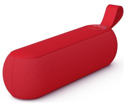 LIBRATONE TOO Portable Bluetooth Speaker - Red