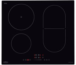 BELLING IHL602 Electric Induction Hob - Black Best Price, Cheapest Prices