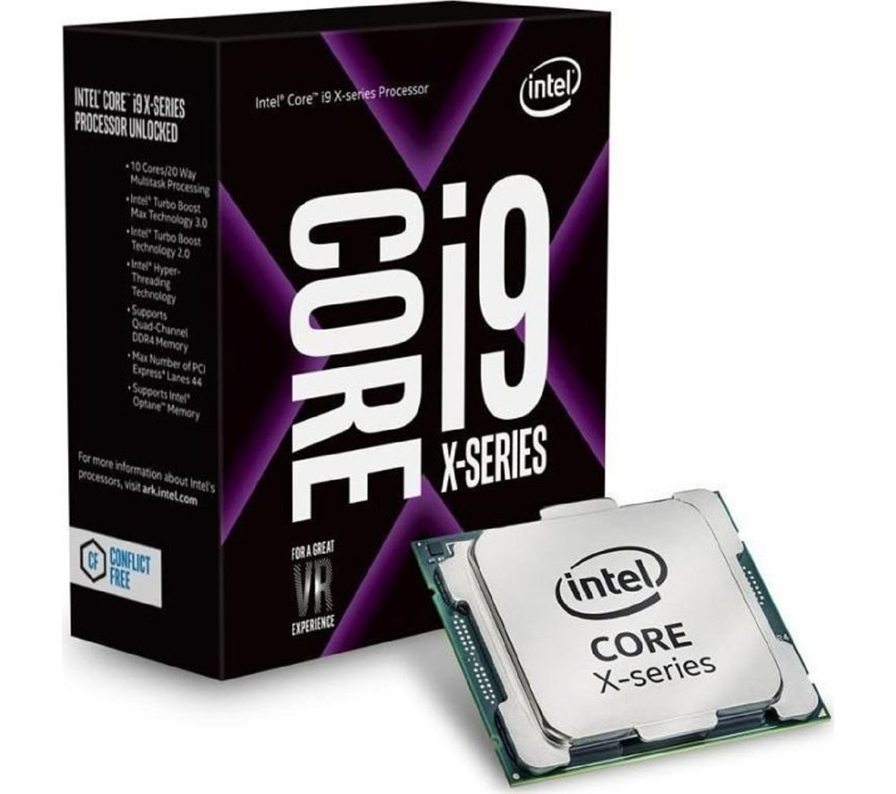 INTEL Core™ i9-9980XE Unlocked Processor