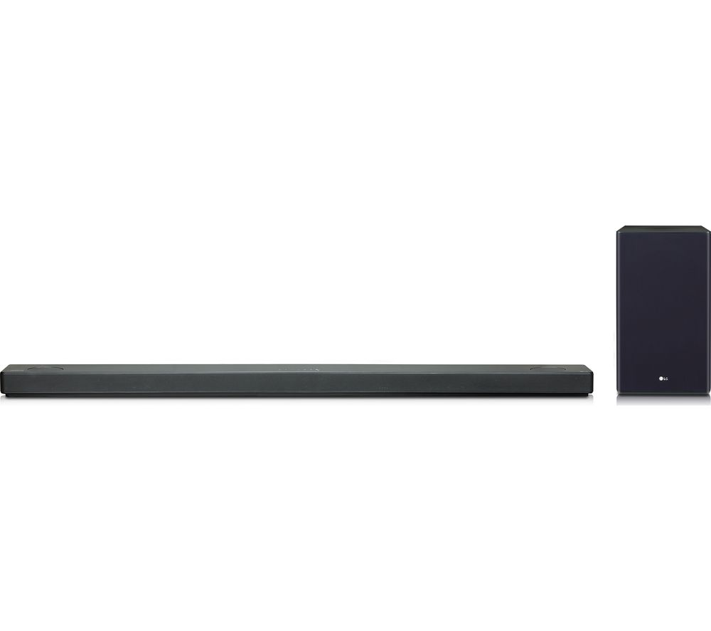 LG SL10YG 5.1.2 Wireless Sound Bar with Dolby Atmos & Google Assistant