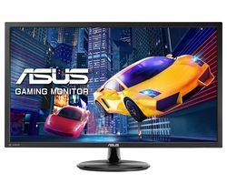 "ASUS VP28UQG 4K Ultra HD 28"" LED Gaming Monitor - Black"