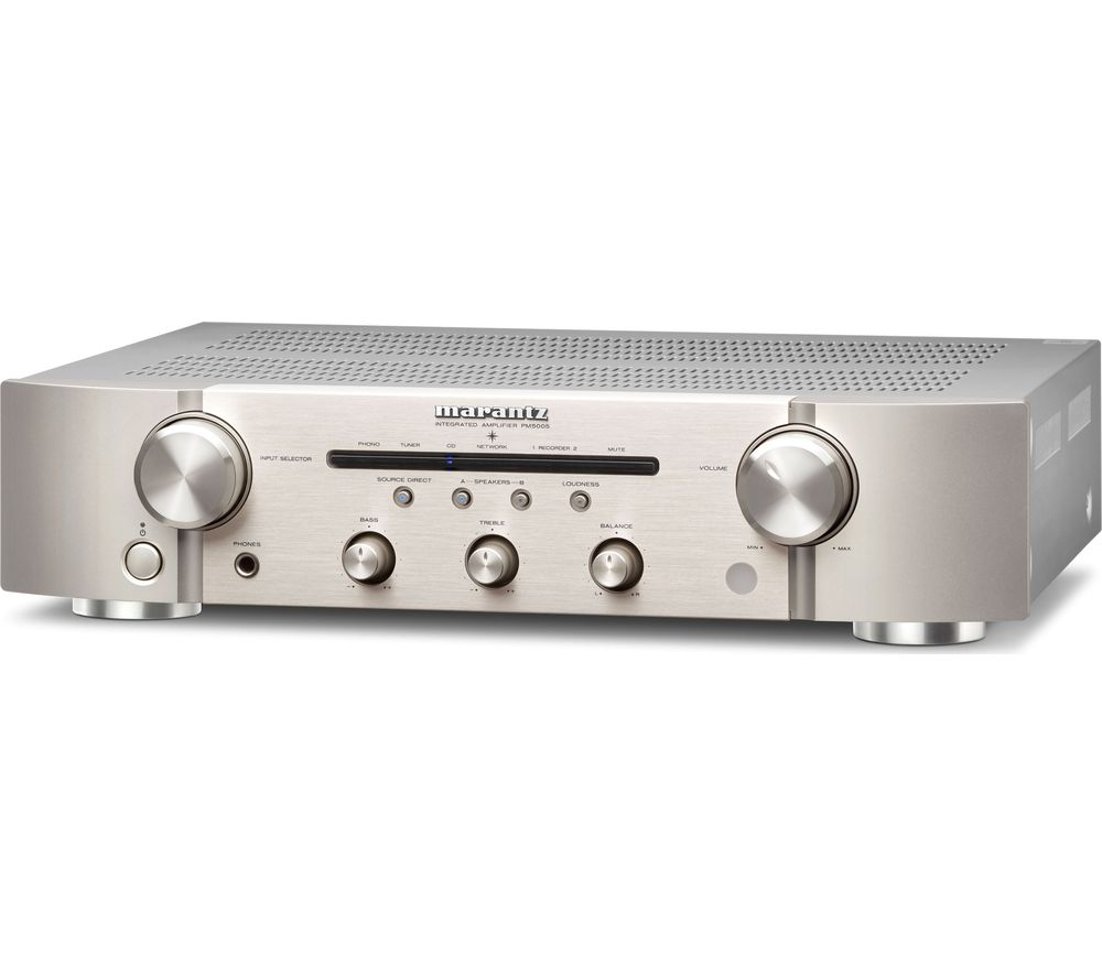 Image of DENON PM5005/T1SG 2.0 Integrated Amplifier - Silver, Silver