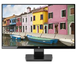 "HP 22w Full HD 21.5"" IPS LCD Monitor - Black"