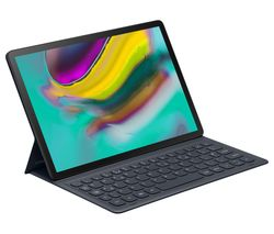 """SAMSUNG 10.5"""" Galaxy Tab S5e Keyboard Folio - Black"""