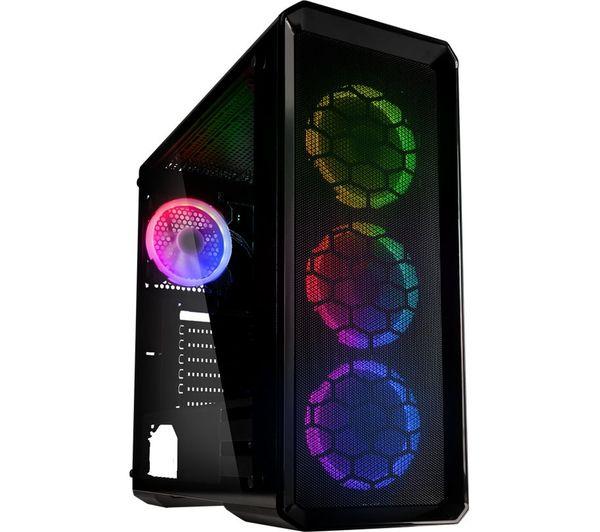KOLINK Levante E-ATX Mid-Tower PC Case