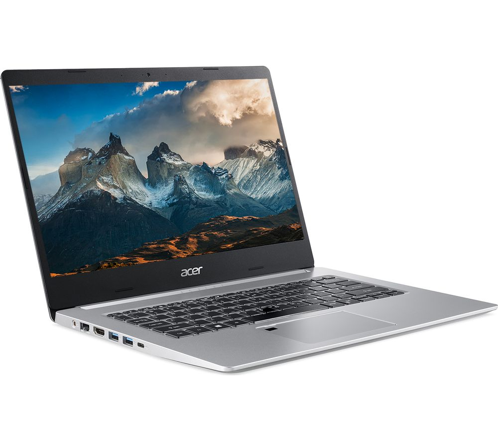 "Image of ACER Aspire 5 A514-52 14"" Laptop - Intelu0026regCore™ i3, 256 GB SSD, Silver, Silver"