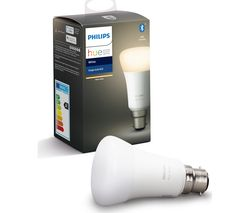 Hue White Bluetooth LED Bulb - B22