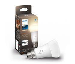 White Bluetooth LED Bulb - B22