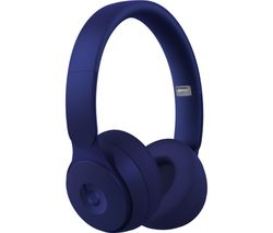 BEATS Solo Pro Wireless Bluetooth Noise-Cancelling Headphones - Matte DarkBlue