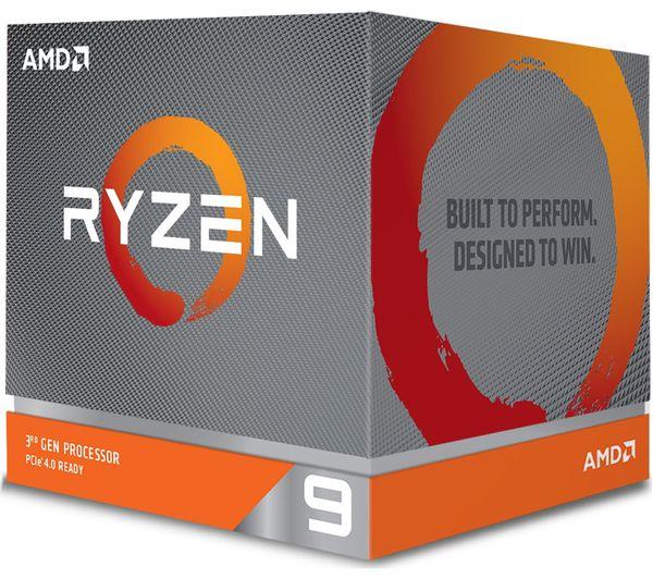 Image of AMD Ryzen 9 3950X Processor