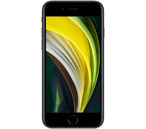 Apple iPhone SE - 64 GB, Black 1