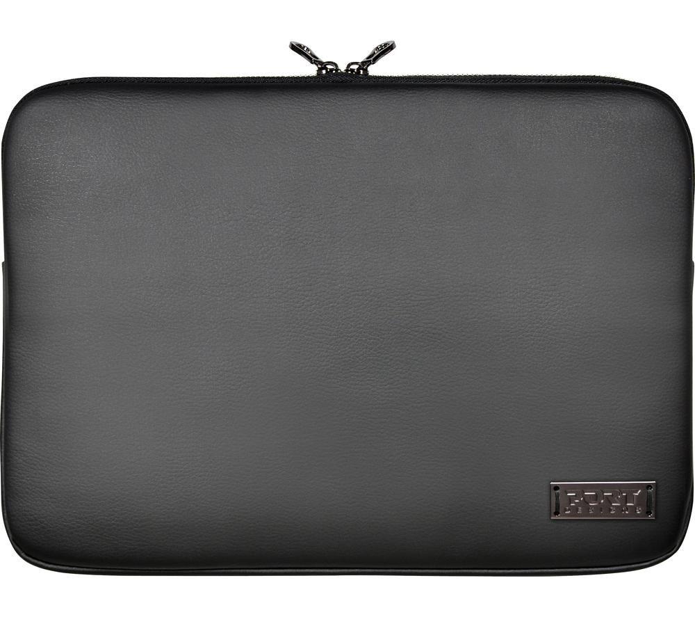 """PORT DESIGNS Zurich 12"""" MacBook Sleeve - Black"""