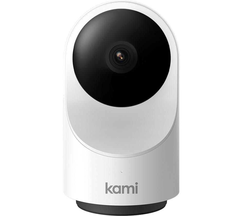 Image of KAMI Y32 Indoor WiFi Security Camera - White, White