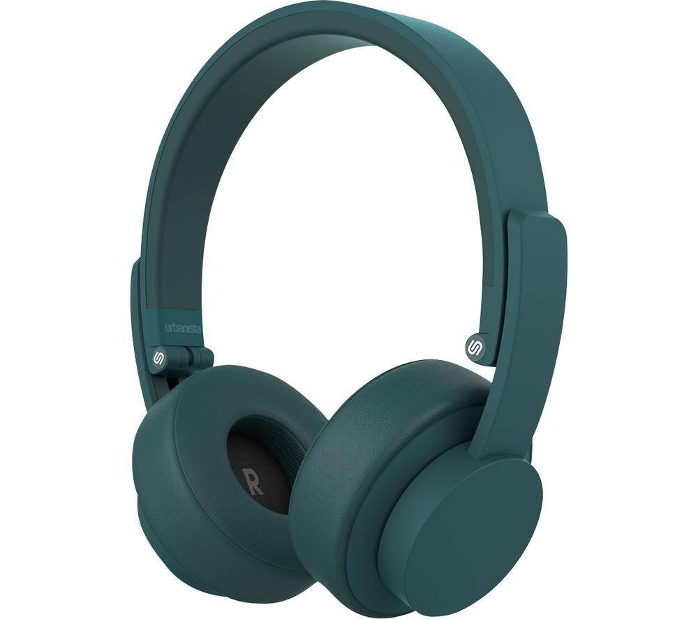 URBANISTA Seattle Wireless Bluetooth Headphones - Blue