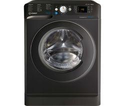 Innex BDE 861483X K UK N 8 kg Washer Dryer - Black