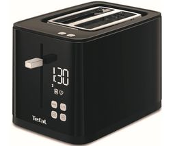 Smart N Light TT640840 2-Slice Toaster - Black