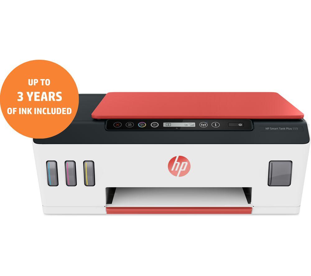 HP Smart Tank Plus 559 All-in-One Wireless Inkjet Printer