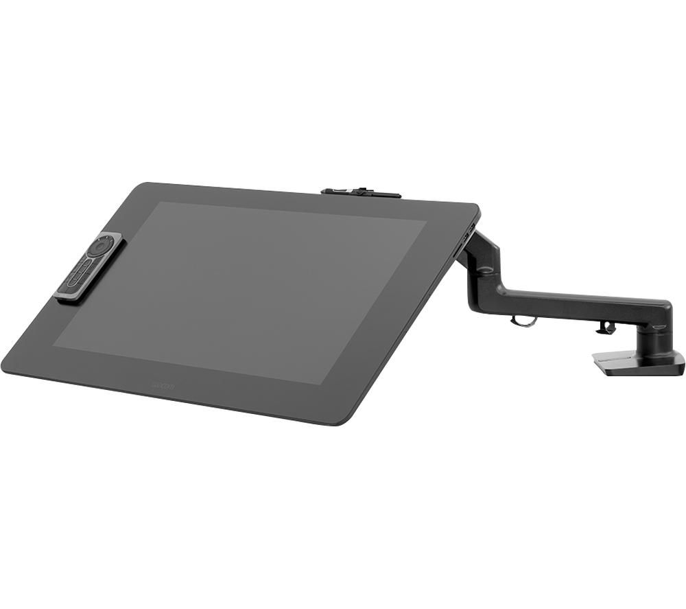 Image of Wacom Desk Arm for Cintiq Graphics tablet stand Black