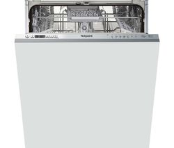 HDIC 3B+26 C W UK Full-size Fully Integrated Dishwasher