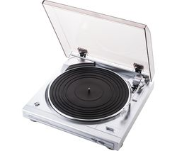 DP-29F Belt Drive Turntable - Silver
