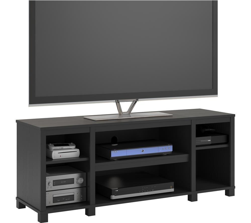 DOREL HOME Parsons 1825096WCOMUK 1153 mm TV Stand - Black