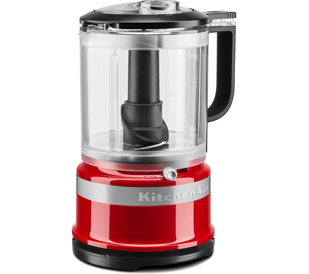 KITCHENAID 5KFC0516BER Mini Food Processor - Empire Red, Red