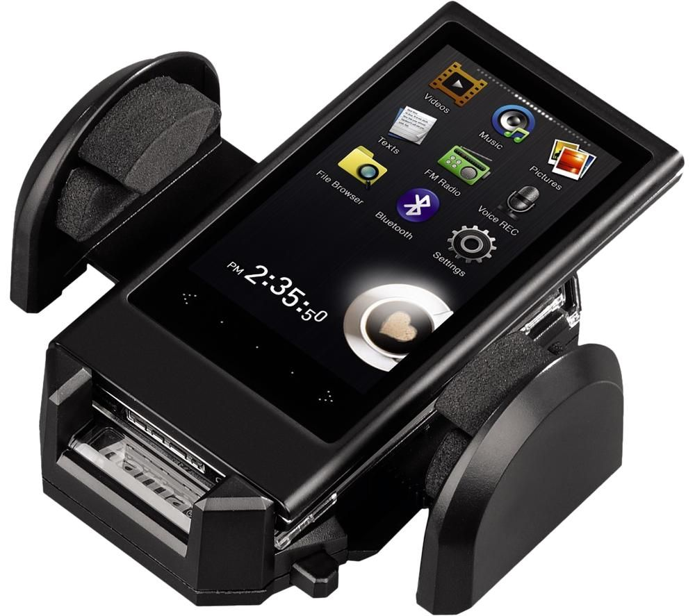HAMA 14483 Universal Car Holder - Black