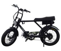 Generation 1 Electric Bike - Black