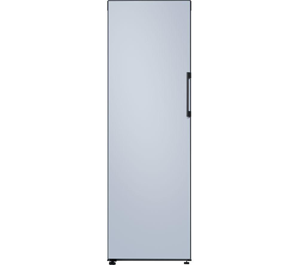 SAMSUNG Bespoke RZ32A74A548/EU Tall Freezer - Satin Skyblue