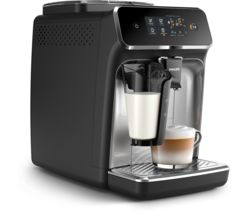 LatteGo EP2236/40 Bean To Cup Coffee Machine - Black