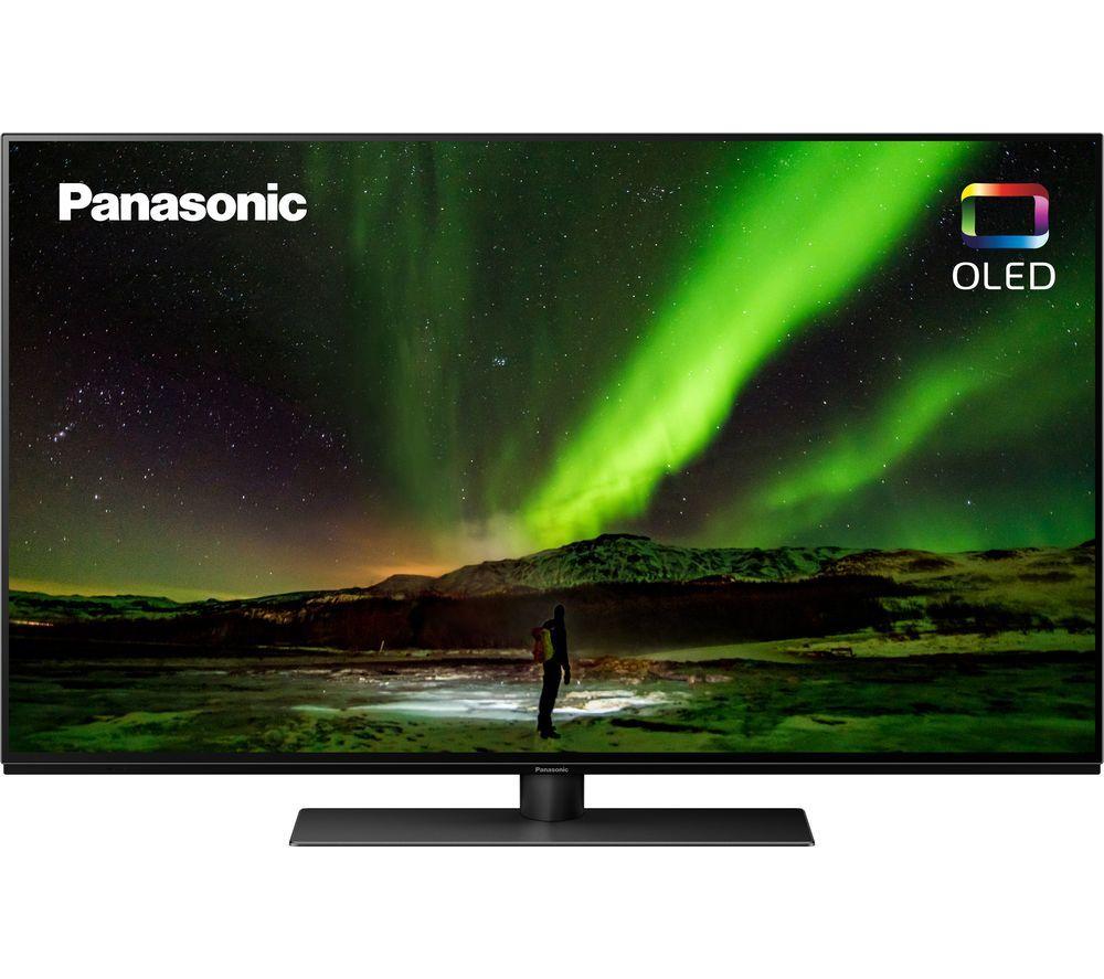 48 PANASONIC TX-48JZ1500B  Smart 4K Ultra HD HDR OLED TV with Google Assistant & Amazon Alexa