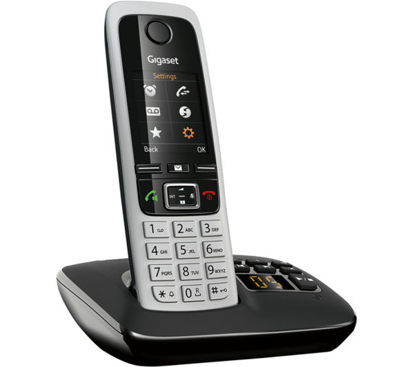 buy gigaset c430a cordless phone with answering machine. Black Bedroom Furniture Sets. Home Design Ideas