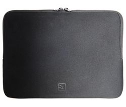 "TUCANO Colore 15.6"" Laptop Sleeve - Black"
