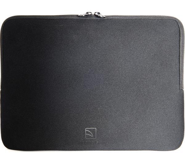 "Image of TUCANO Colore 15.6"" Laptop Sleeve - Black"