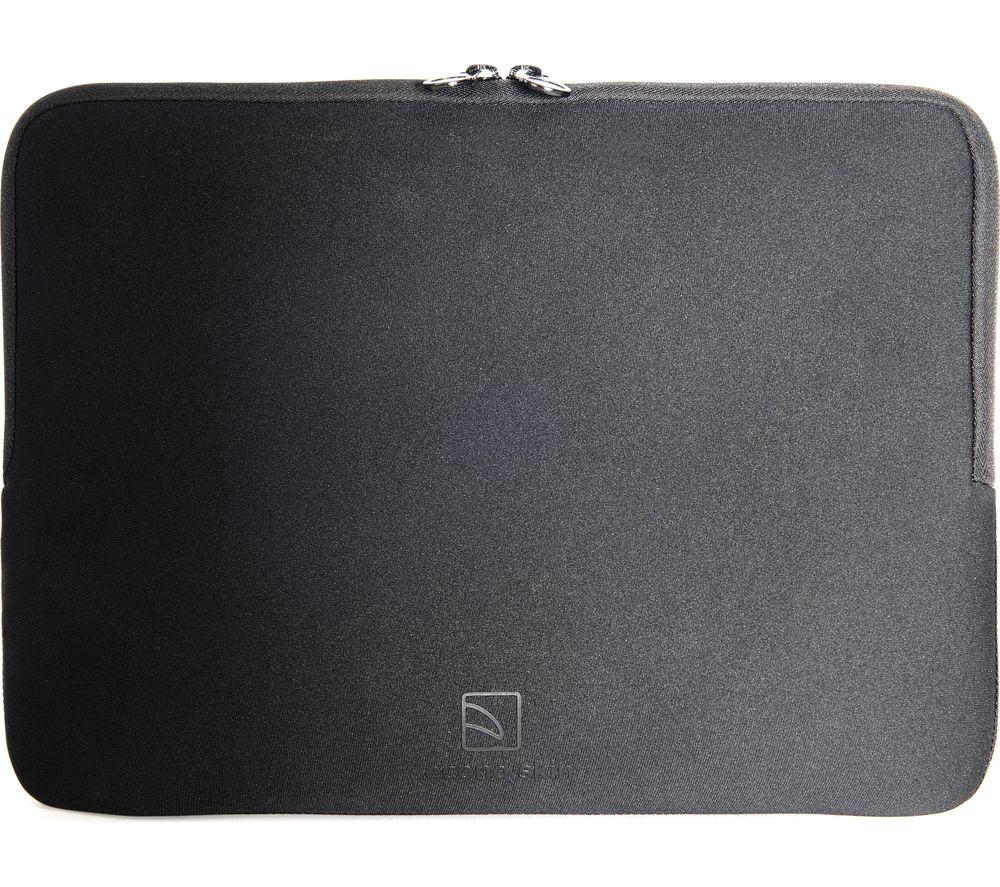 "Image of TUCANO Colore 15.6"" Laptop Sleeve - Black, Black"