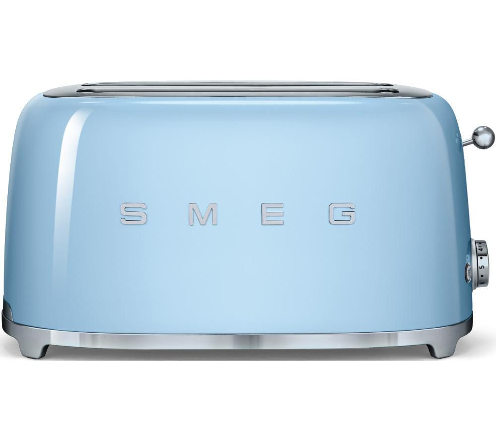 Compare prices for Smeg TSF02PBUK 4-Slice Toaster