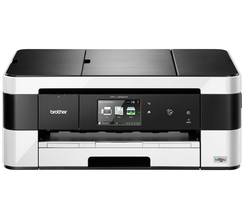 Buy BROTHER MFCJ4625DW AllinOne Wireless A3 Inkjet Printer with