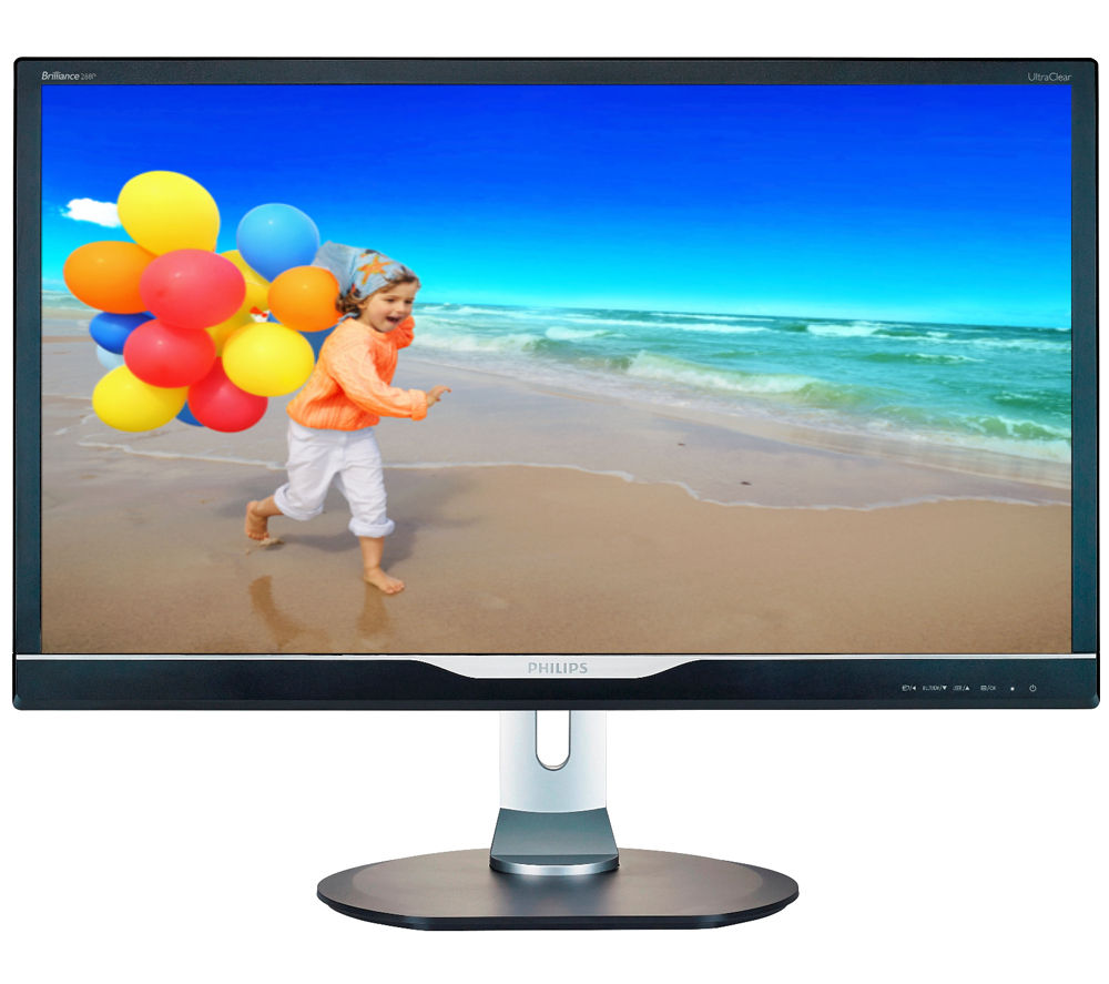 Compare retail prices of Philips 288P6LJEB 4K Ultra HD 28 Inch LED Monitor with MHL to get the best deal online