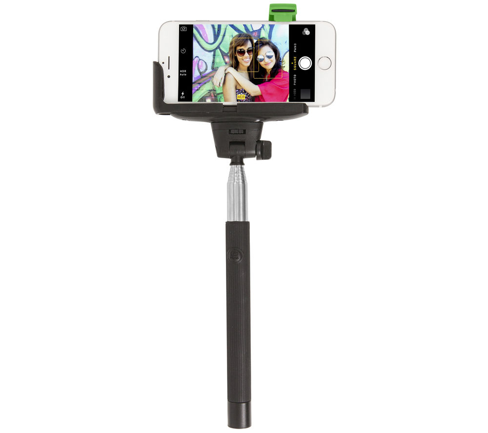 RETRAK EUSELFIEB Bluetooth Selfie Stick specs