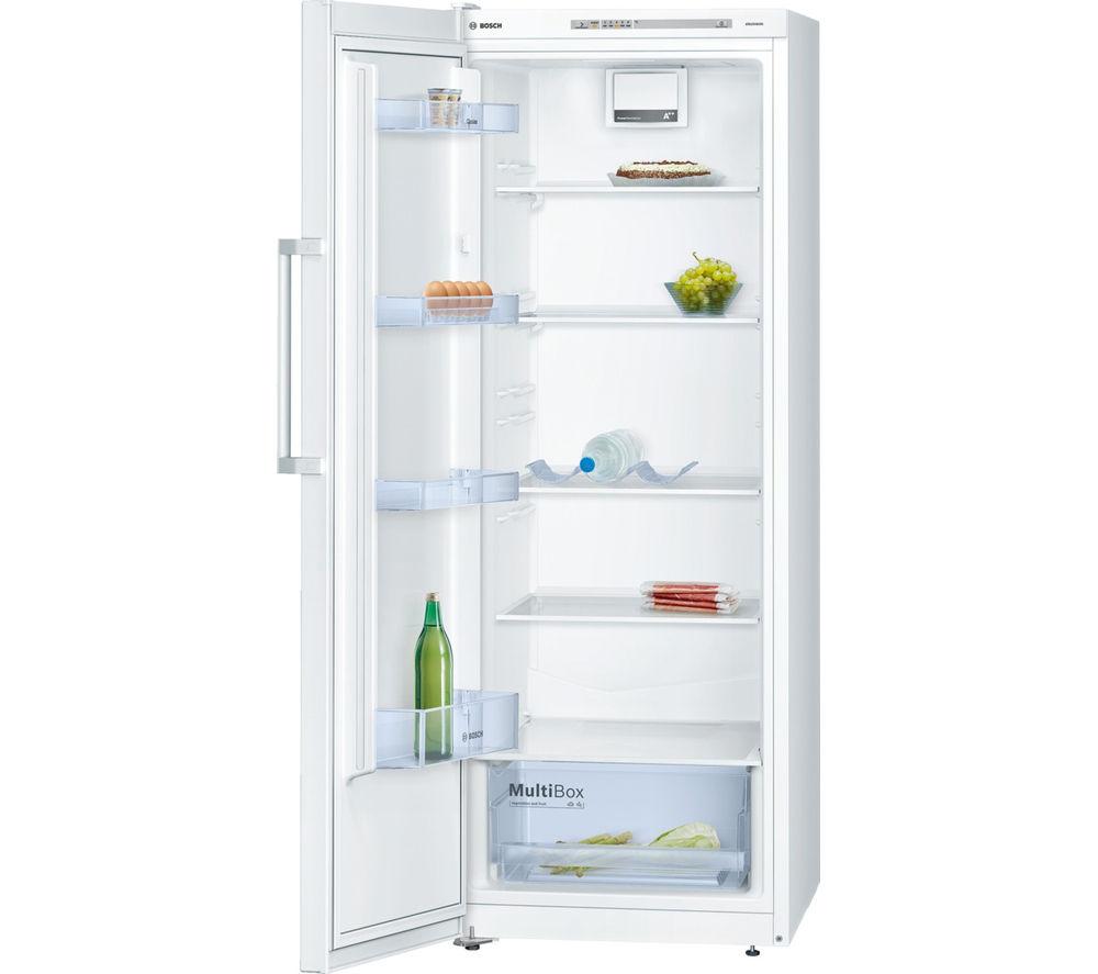 BOSCH KSV29NW30G Tall Fridge - White