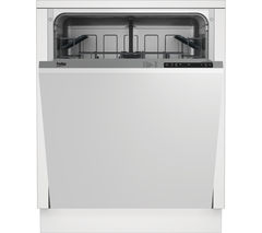 BEKO DIN15X10 Full-size Integrated Dishwasher