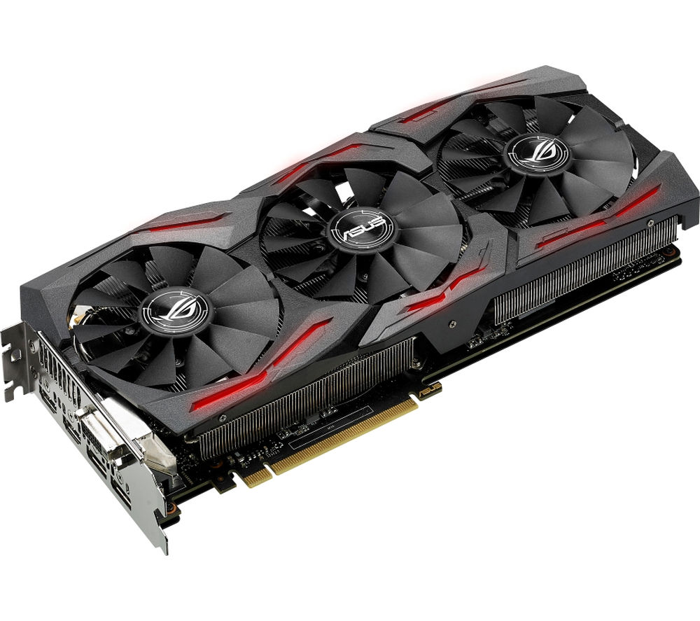 ASUS ROG STRIX GeForce GTX 1070 Graphics Card