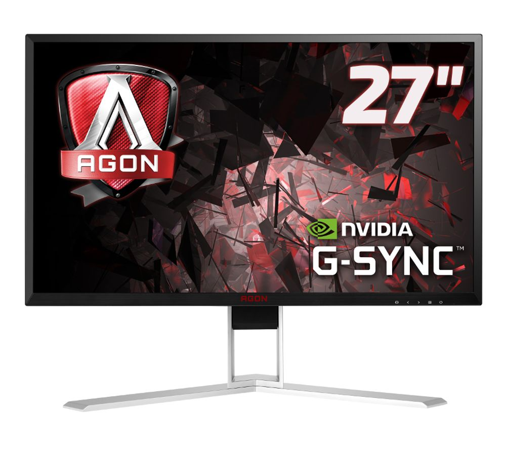 "AOC Agon AG271QG Quad HD 27"" IPS LED Gaming Monitor"
