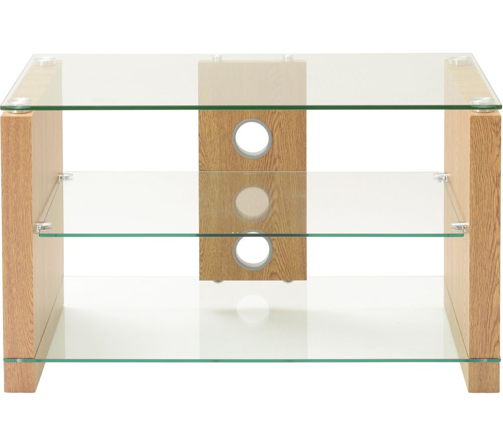 Cheapest price of TTAP Elegance 800 TV Stand Oak in new is £79.00