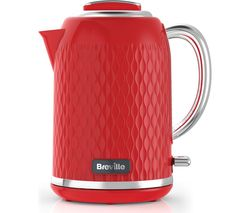 BREVILLE Curve VKT119 Jug Kettle - Red